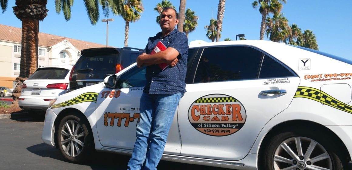 Silicon Valley cab drivers have been independent contractors since the 70s. AB5 might change that.