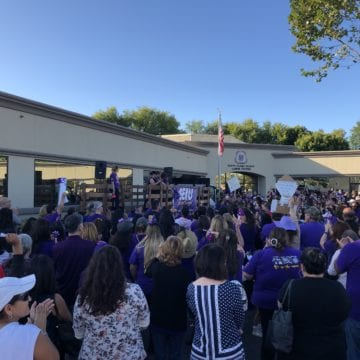 South Bay labor leaders sanction strike of thousands of Santa Clara County employees