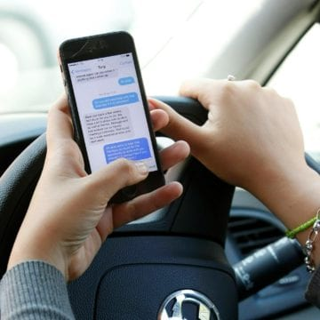 Philbrick: Put the phone away and stop distracted driving in Silicon Valley