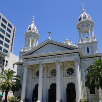 Historic downtown San Jose church hit with Satanic graffiti