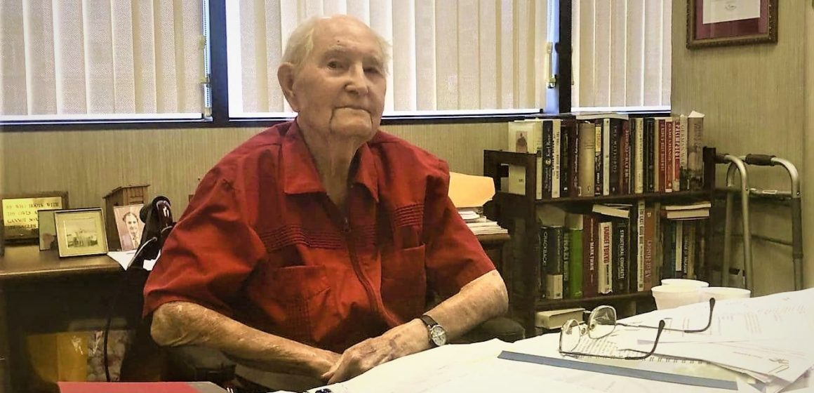 Charles W. Davidson dies at 90 and leaves an altruistic legacy