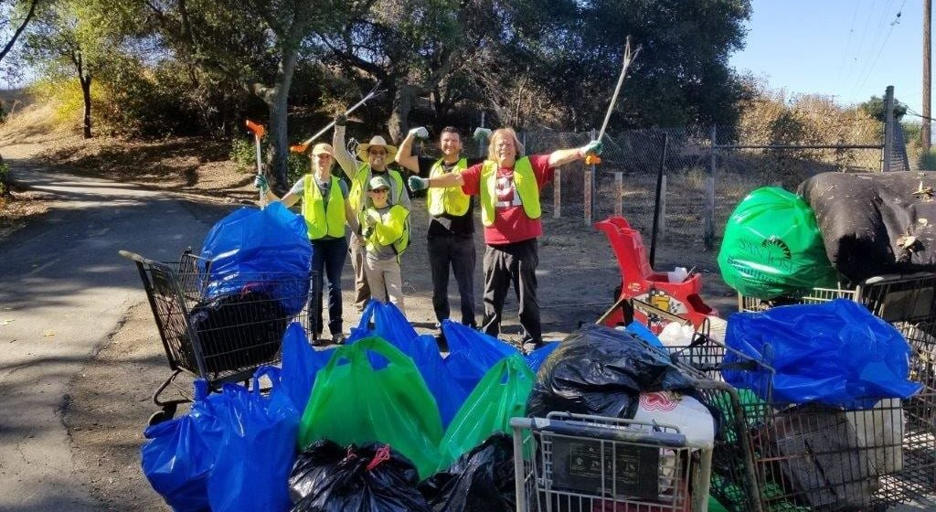 Santa Clara County agency's homeless creek cleanup sparks concern
