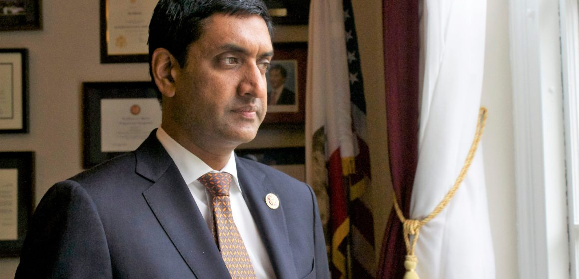 Silicon Valley Rep. Ro Khanna to lead California's delegation at the DNC