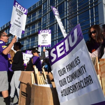 Striking Santa Clara County workers to reject contract, point to 'victories'