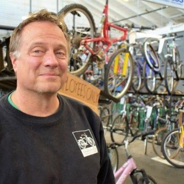 Good Karma Bikes keeps pedaling to help homeless after string of burglaries