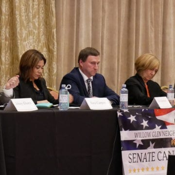 San Jose: Senate candidates debate immigration, public safety and more