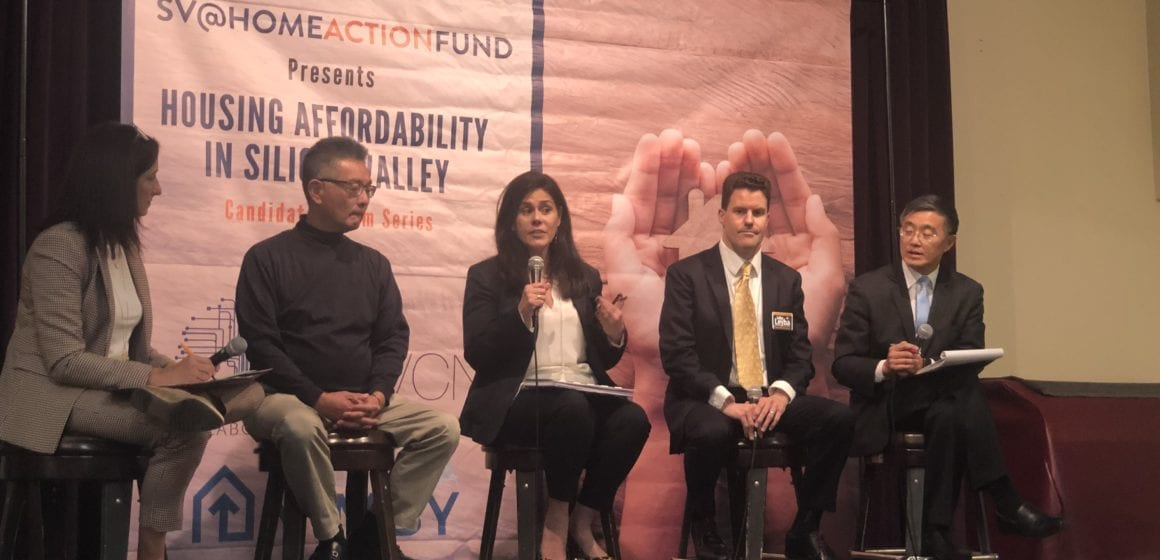 Santa Clara County supervisor candidates face off on Silicon Valley's housing woes