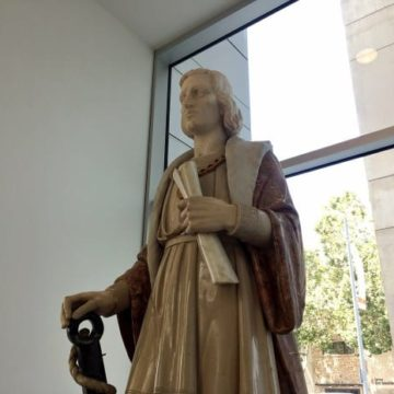 San Jose booted the Christopher Columbus statue, but not the holiday