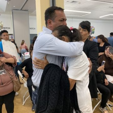 San Jose: More than 40 families reunited with aging parents from Mexico