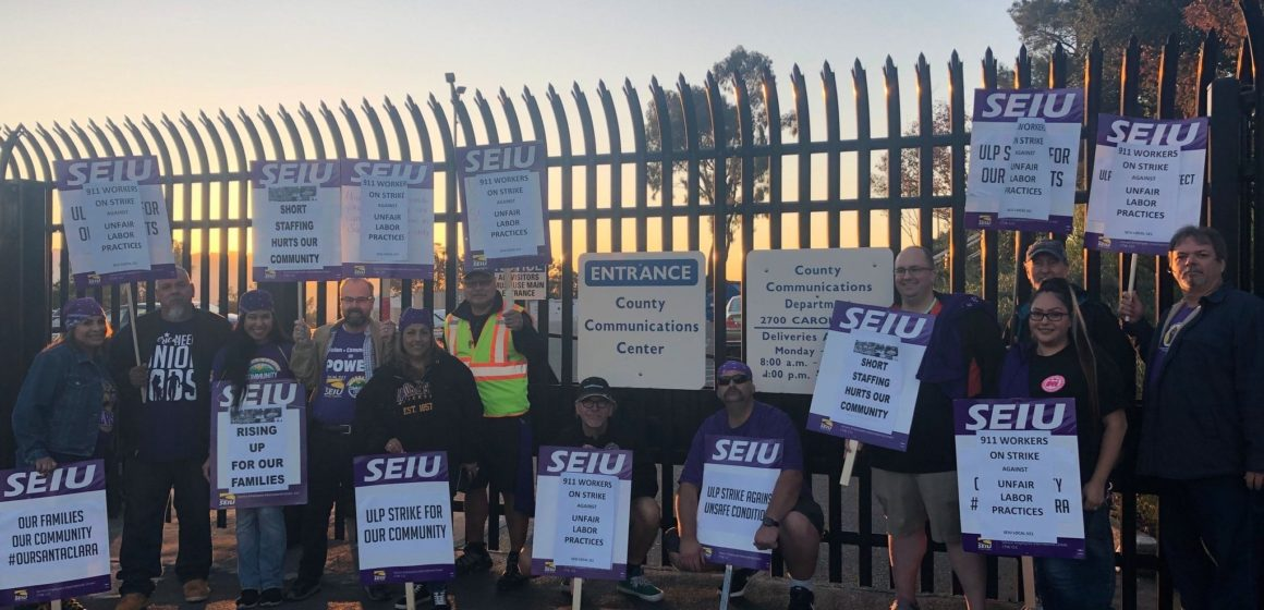 A week after Santa Clara County strike began, union to make a new offer and suspend strike