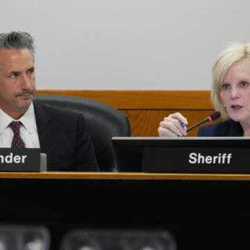 Half of Santa Clara County sheriff's employees have declined COVID-19 vaccines