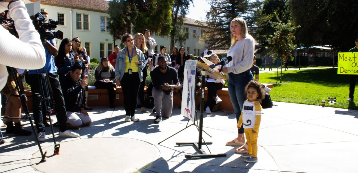 San Jose State students demand more resources for homeless students