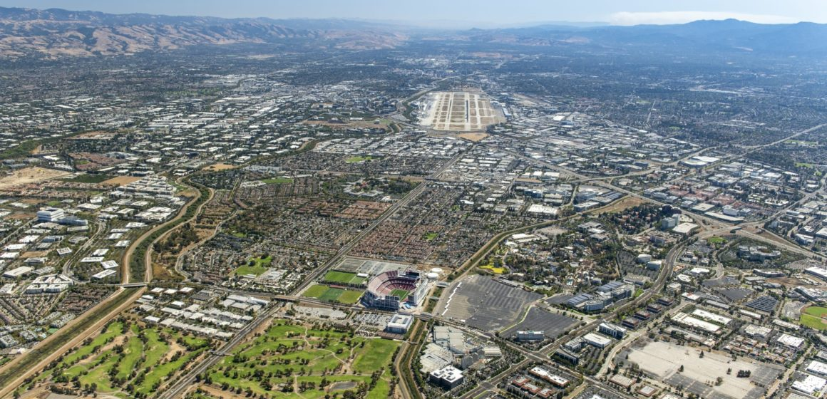 Map: Developers zero in on Santa Clara with dozens of proposals