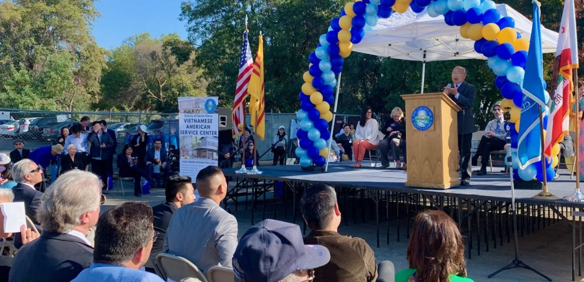 Groundbreaking for Vietnamese service center in San Jose kicks off with a bang