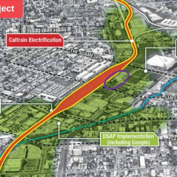Plans for San Jose's Diridon Station area push forward