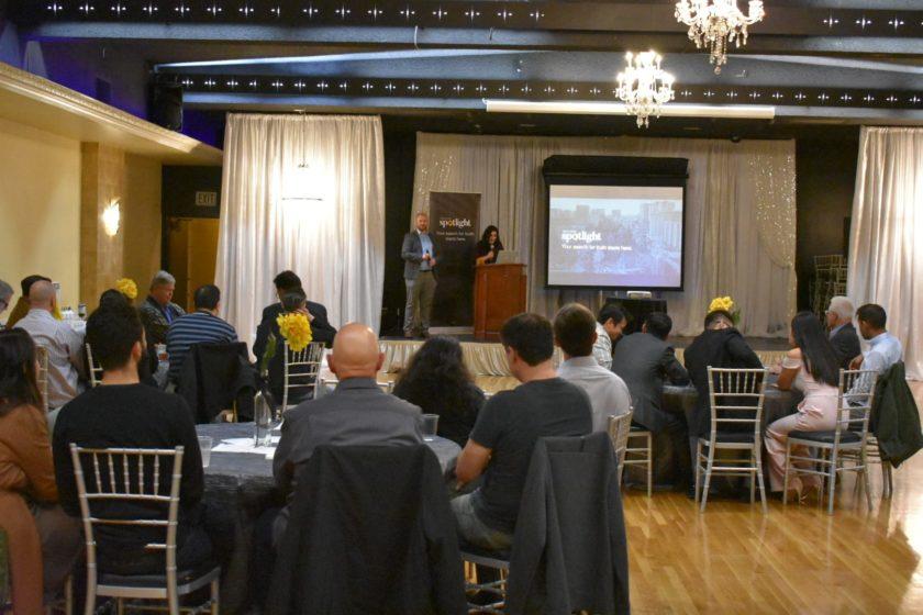 San José Spotlight One-Year Anniversary Celebration