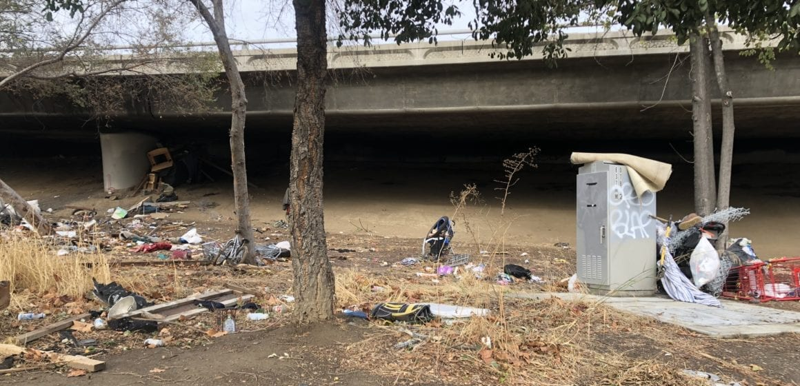 Staedler: Trash cleanup needed to help downtown San Jose thrive