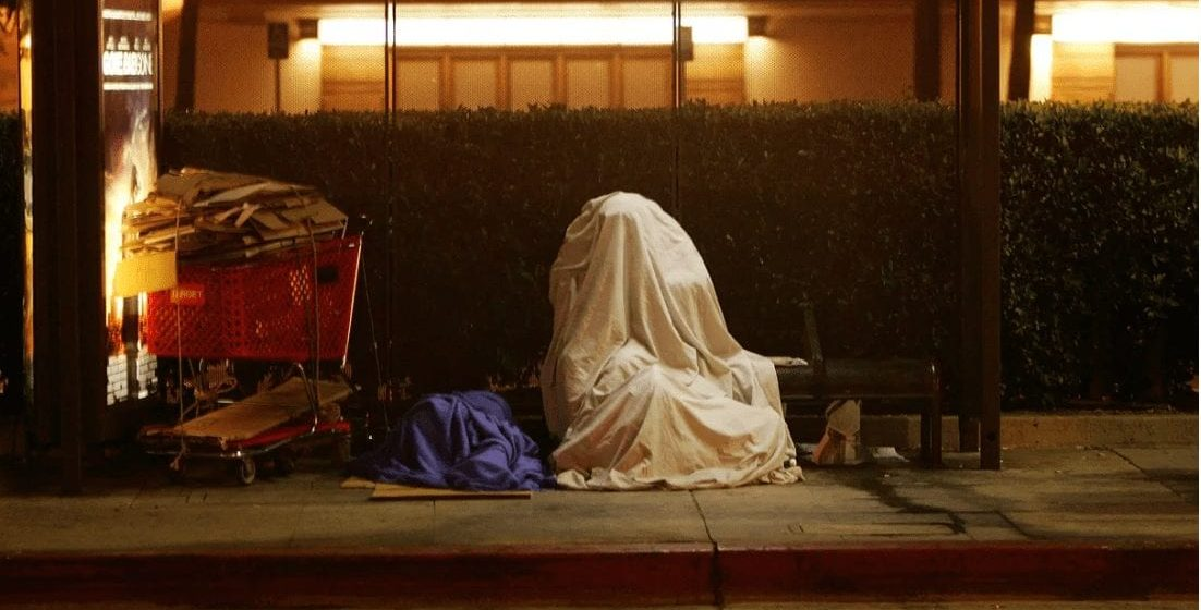 Roberts: Design out of reach: Architecture created to shoo homeless people away