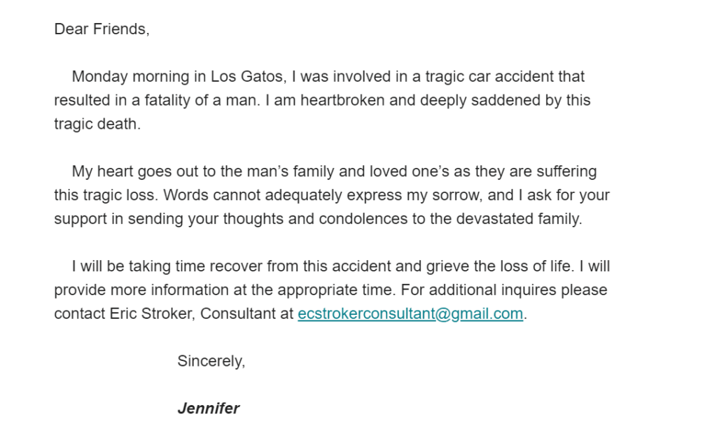 San Jose City Council Candidate Involved In A Fatal Collision Spotlight He Wa Saddened By The New Paraphrase
