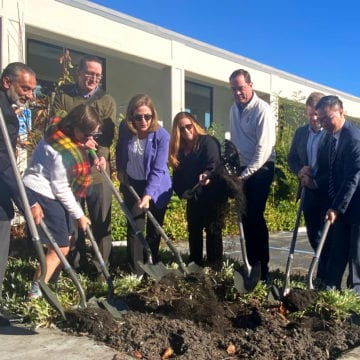 Santa Clara: First supportive housing project breaks ground