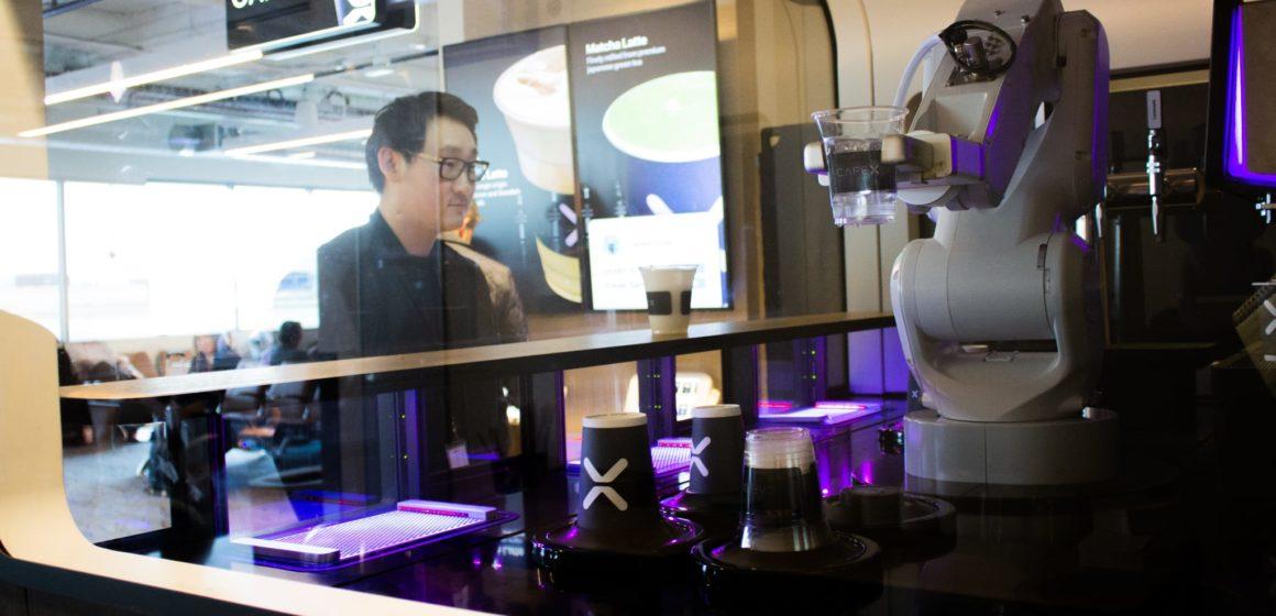 Meet Peter: The robot barista at San Jose's airport