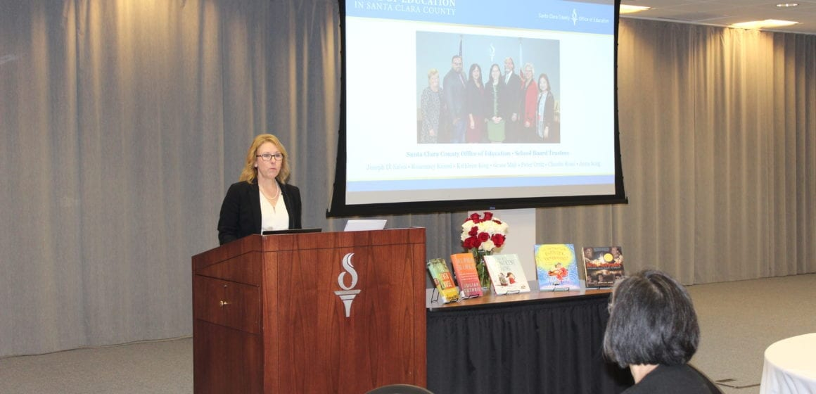 Early education is a focus of Dewan's 'State of Education in Santa Clara County'