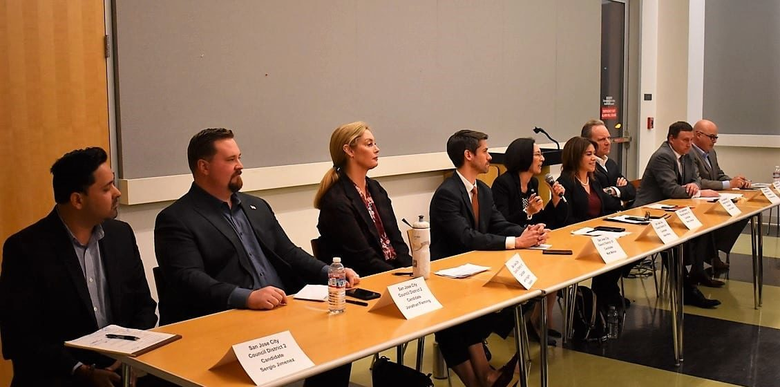 Silicon Valley candidates seeking local, state offices face off