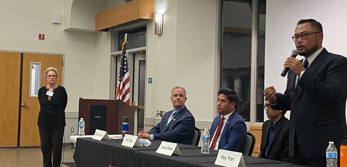 San Jose City Council District 4 candidates square off in Berryessa