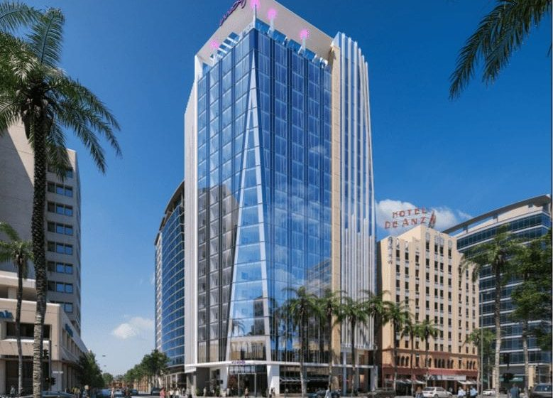 Amid opposition, San Jose approves hotel's use of San Pedro Square garage