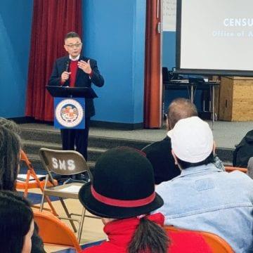 Chủ tịch hội đồng San Jose Kansen Chu thúc đẩy tham gia điều tra dân số