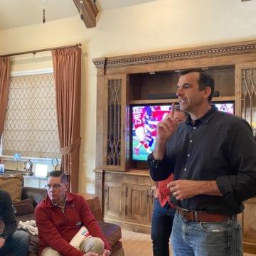 San Jose mayor kicks off Mike Bloomberg campaign in Bay Area