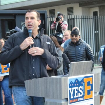 San Jose: More than 100 supporters rally for housing tax measure