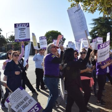 Hạt Santa Clara đạt thỏa thuận vào phút chót với công nhân để tránh đình công