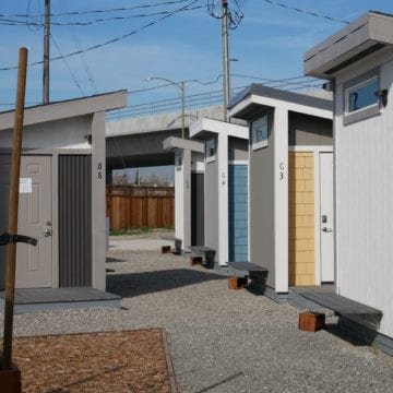 Comcast to provide tech, training to San Jose tiny homes residents