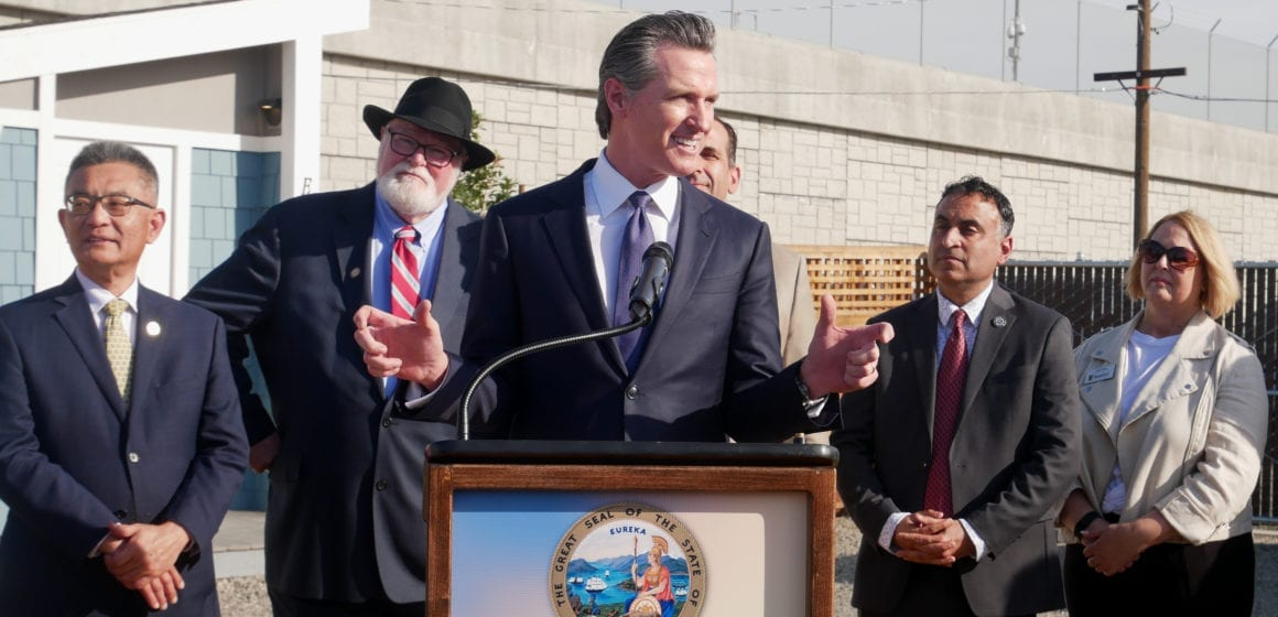 Newsom eases restrictions on retail, but Santa Clara County order remains