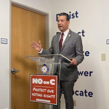 South Bay Latinos cheer Padilla appointment to U.S. Senate