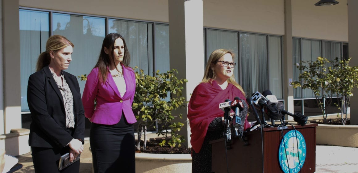 Amid spiking gun violence, Santa Clara County announces new gun team