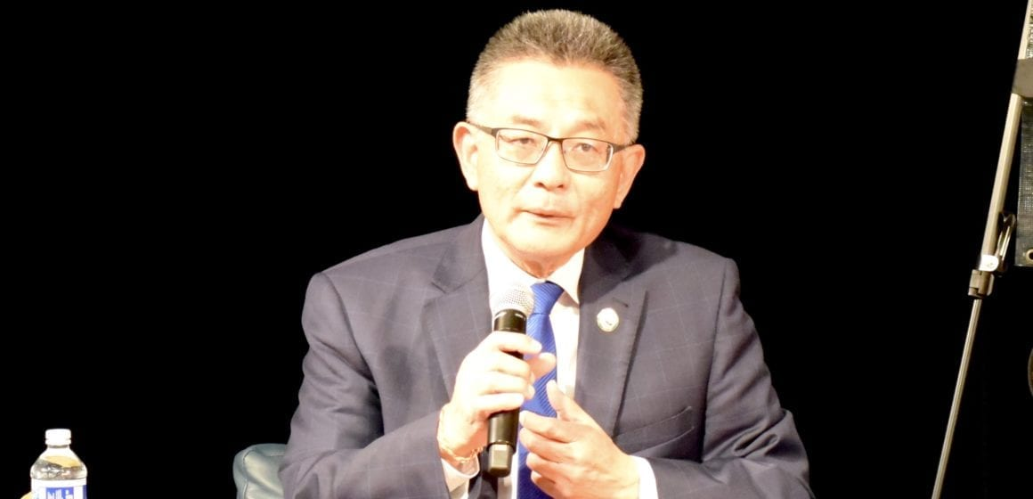 Kansen Chu is fighting to make a difference in local politics