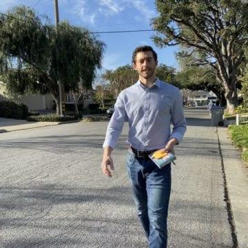 El sindicato de policías de San José libera $ 100 mil para apuntar al candidato del consejo que dice odia a los policías