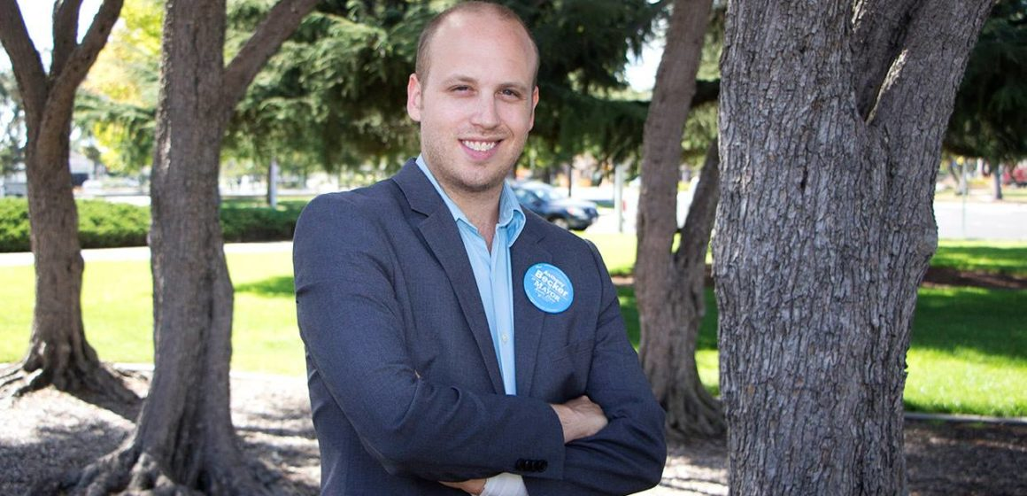 Commissioner Anthony Becker announces run for Santa Clara City Council