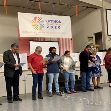 Organizers rally to boost Latino turnout in San Jose elections