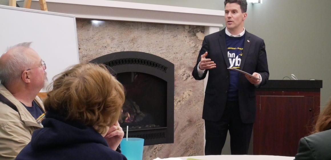 John Leyba would bring fiscal responsibility to Santa Clara County
