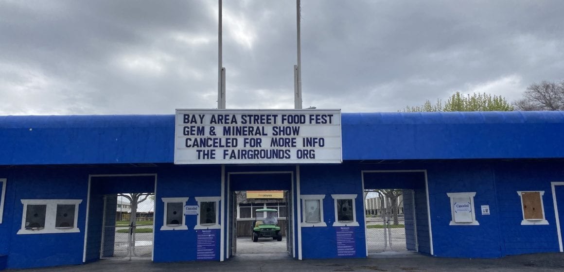 Santa Clara County repurposes fairgrounds to protect homeless from coronavirus