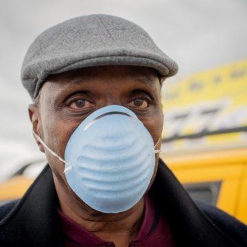 Los conductores de taxis y viajes compartidos de South Bay lidian con el apagado del coronavirus