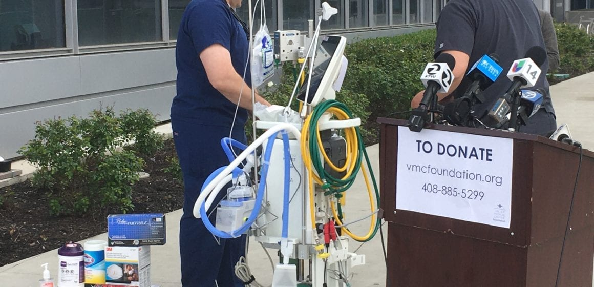 UPDATE: Fund for Santa Clara County nurses raises nearly $600K as more first responders fall sick with coronavirus