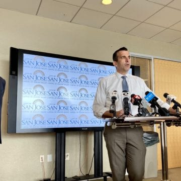 As coronavirus cases increase, San Jose mayor announces plan to protect renters