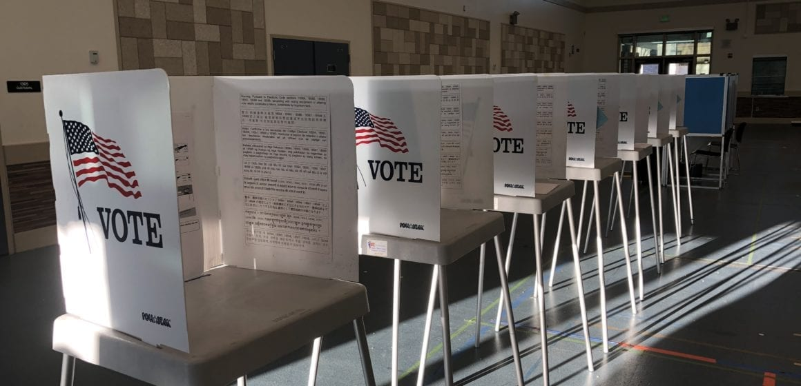 LIVE BLOG: Election Day is underway in the South Bay