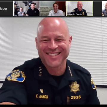 El jefe de policía de San José habla sobre las tendencias delictivas durante el cierre de COVID-19