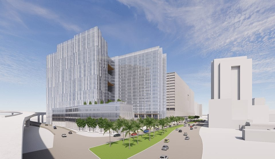 Developer KT Urban submits plans for 20-story towers in downtown San Jose