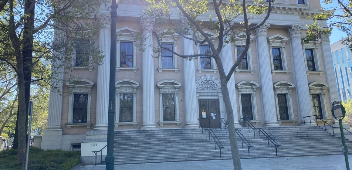 Access to Superior Court restricted, no new jury panels until 2021